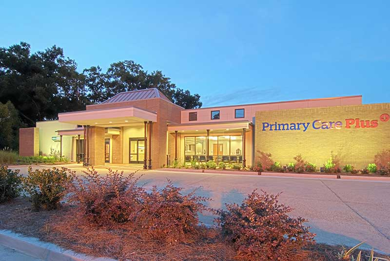 Primary Care Plus Baton Rouge Perkins Road clinic location