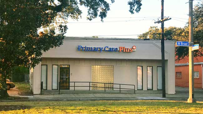 Primary Care Plus Gretna clinic location